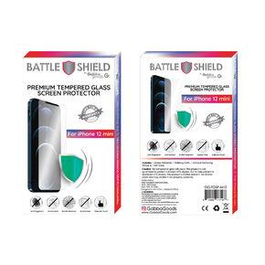 Premium Tempered Glass Screen Protector - Fits iPhone 12 Mini,