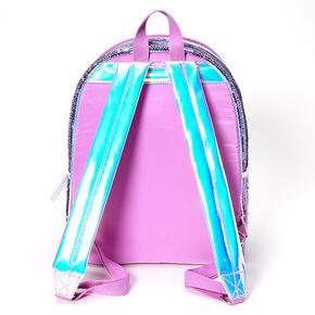 Jojo Siwa™ Reversible Sequins Medium Backpack – Purple,