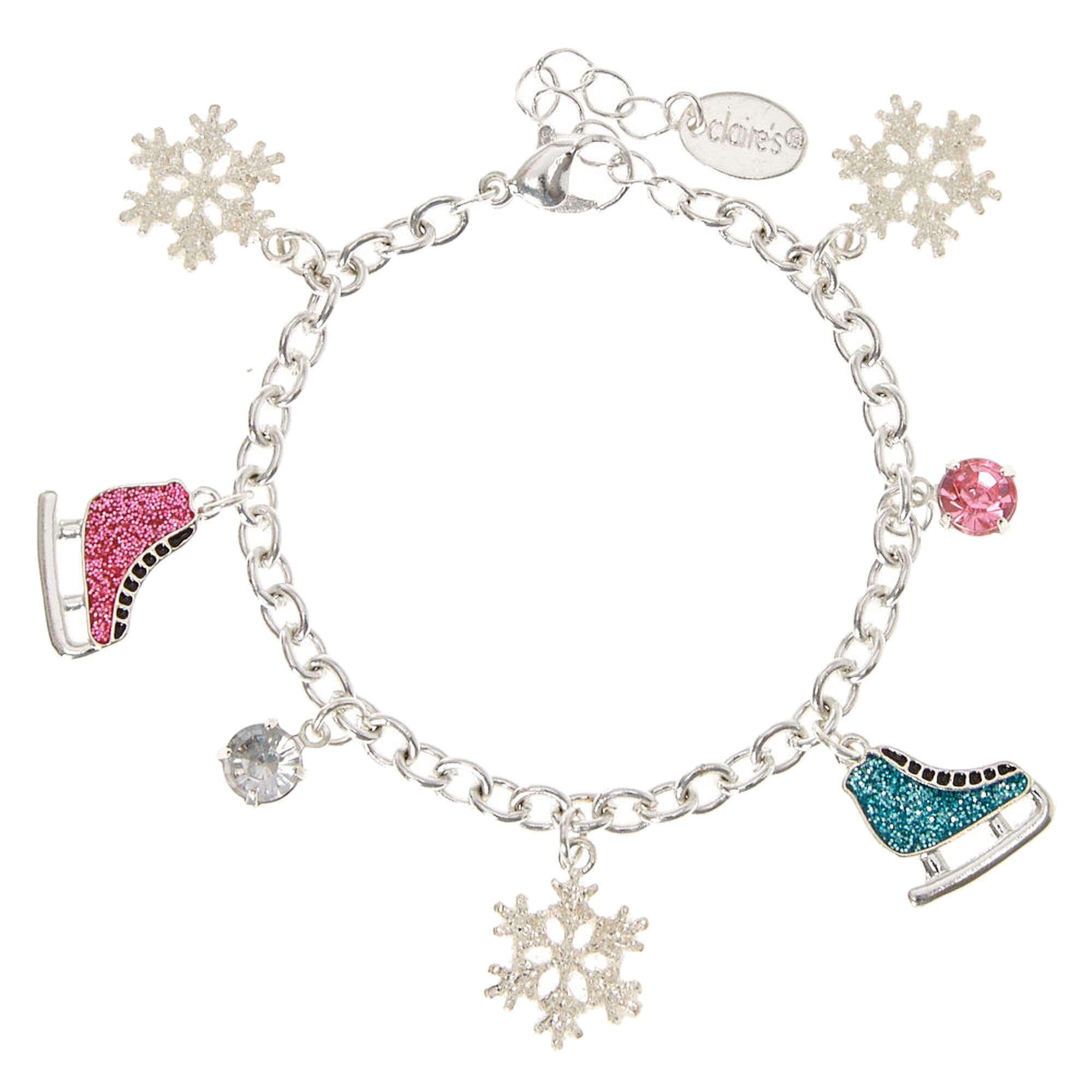 Winter Fun Charm Bracelet