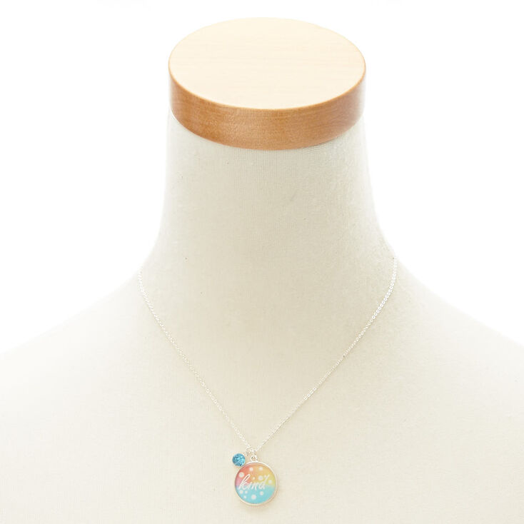 Kind Groovy Pendant Necklace,