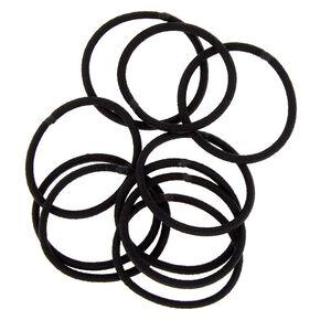 Fine Hair Mini Hair Ties - 10 Pack,