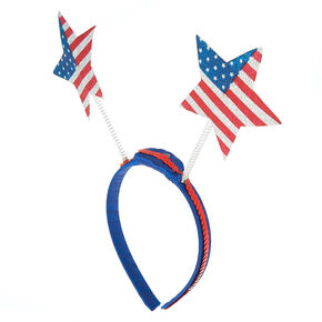 USA Light Up Deely Bobber Headband,