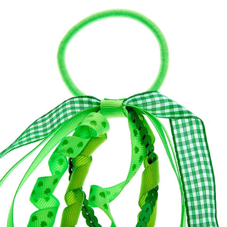 Élastique ruban Saint-Patrick - Vert,