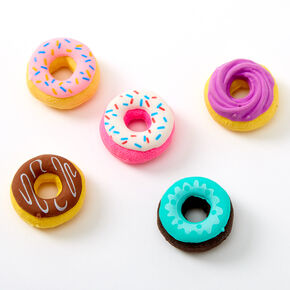 Donut Erasers - 5 Pack,