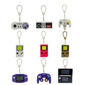 Pochette surprise clip pour sac à dos consoles classiques Nintendo™ - Les modèles peuvent varier,