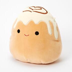 "Squishmallows™ 8"" Cinnamon Roll Bun Soft Toy,"