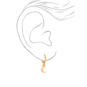 4dba97b89 Hoop Earrings - Small & Large | Claire's US