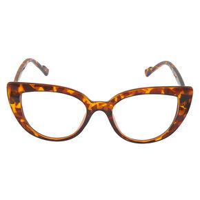 0882edfd5f Tortoise Shell Cat Eye Frames - Brown