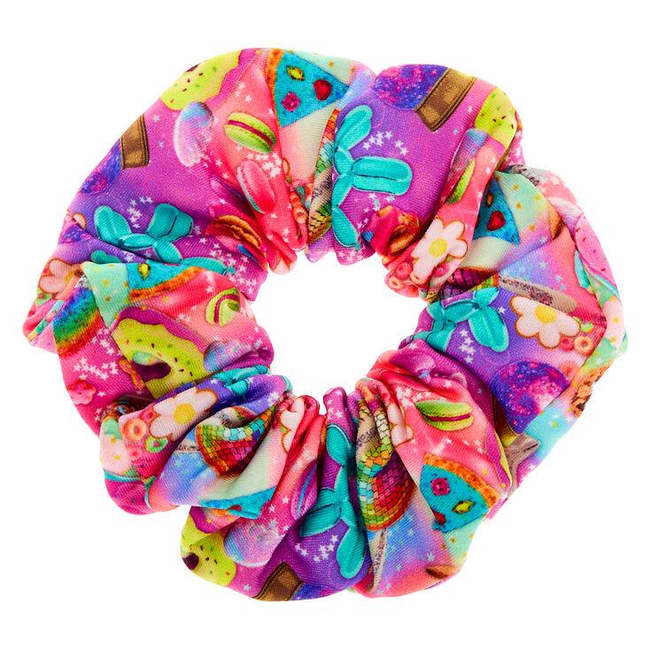Medium Candy Collection Hair Scrunchie,