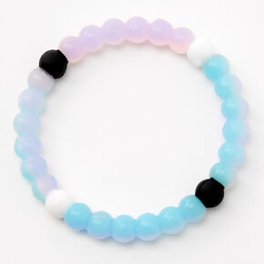 Glow In The Dark Imagine Fortune Stretch Bracelet - Blue,