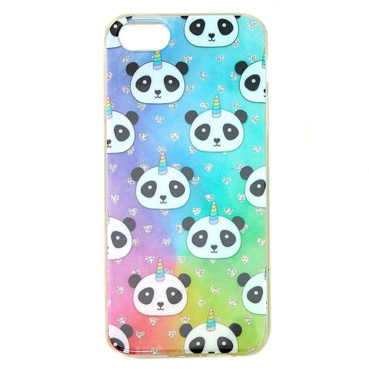 best service 4c9cc 56e01 Rainbow Panda Unicorn Phone Case - Fits iPhone 5/5S/SE