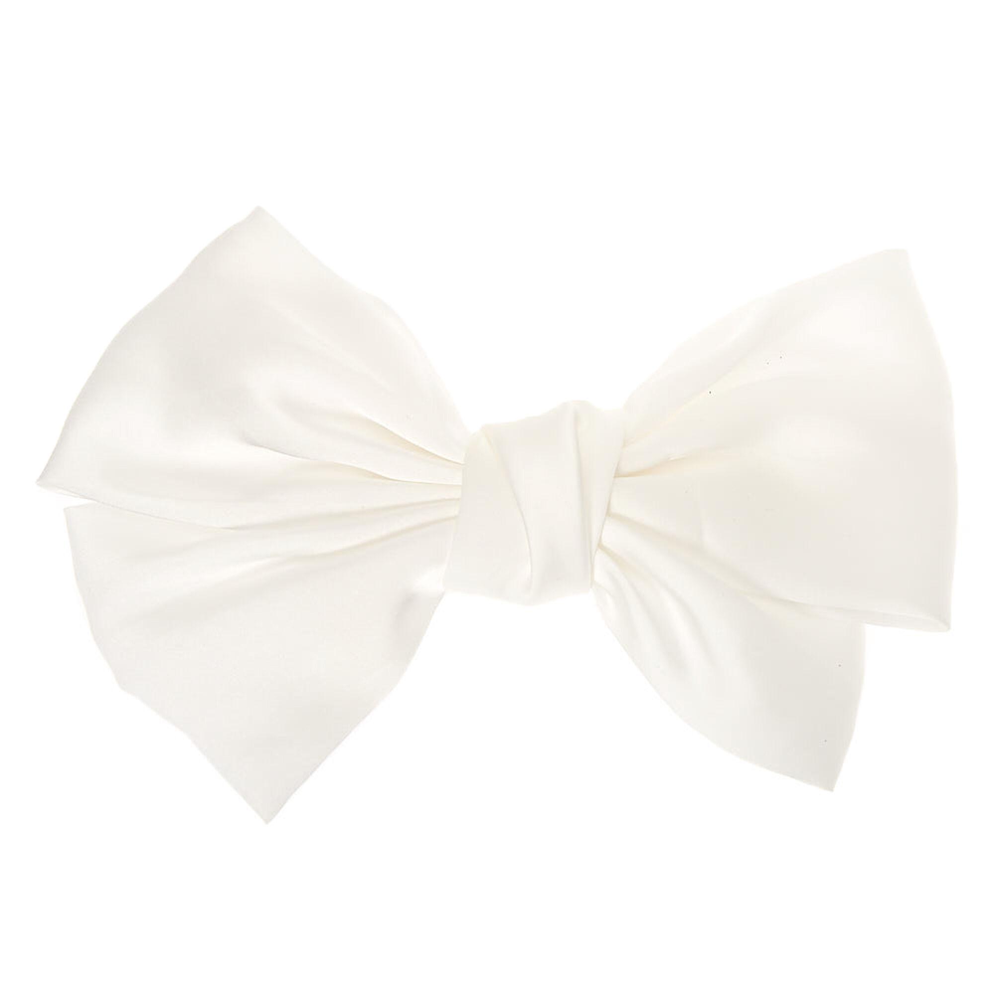 Cotton Hair Bow Valentine Outfits Heart Hair Clip Cute Hair Clips