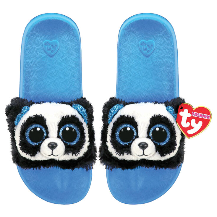 Ty® Fashion Bamboo the Panda Pool Slides,