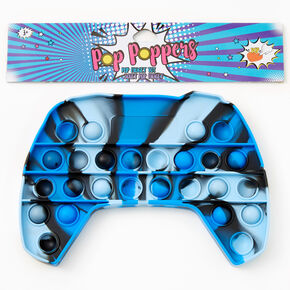 Pop Poppers Marble Controller Fidget Toy - Bliue,