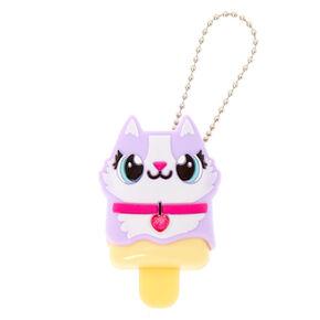 Pucker Pops Carly the Cat Lip Gloss - Grape,