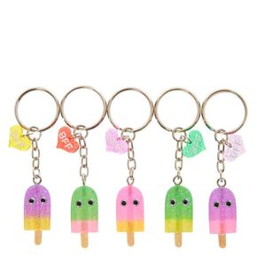 Best Friends Popsicle Keychains - 5 Pack,