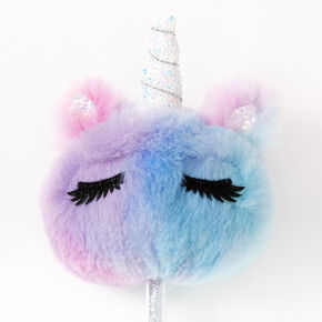 Pastel Tie Dye Unicorn Plush Pen,