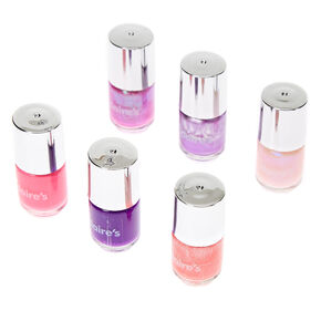 Mini Nail Polish Set - 6 Pack,