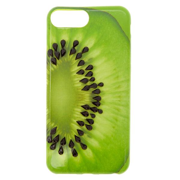 Claire's - coque de portable kiwi - compatible avec iphone 6/7/8 plus - 1