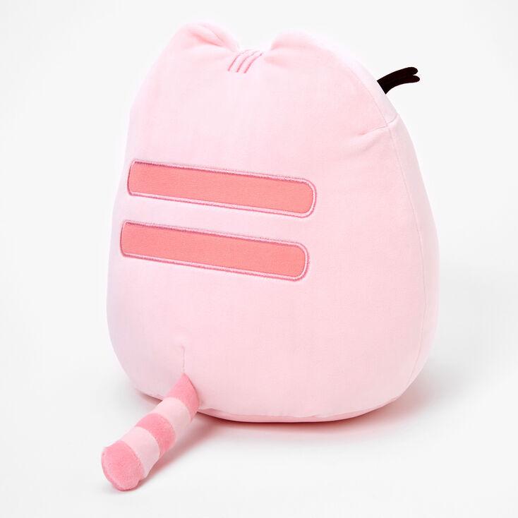 Pusheen® Medium Sitting Squisheen Plush - Pink,