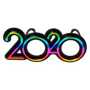 2020 New Years Eve Rainbow Frames,