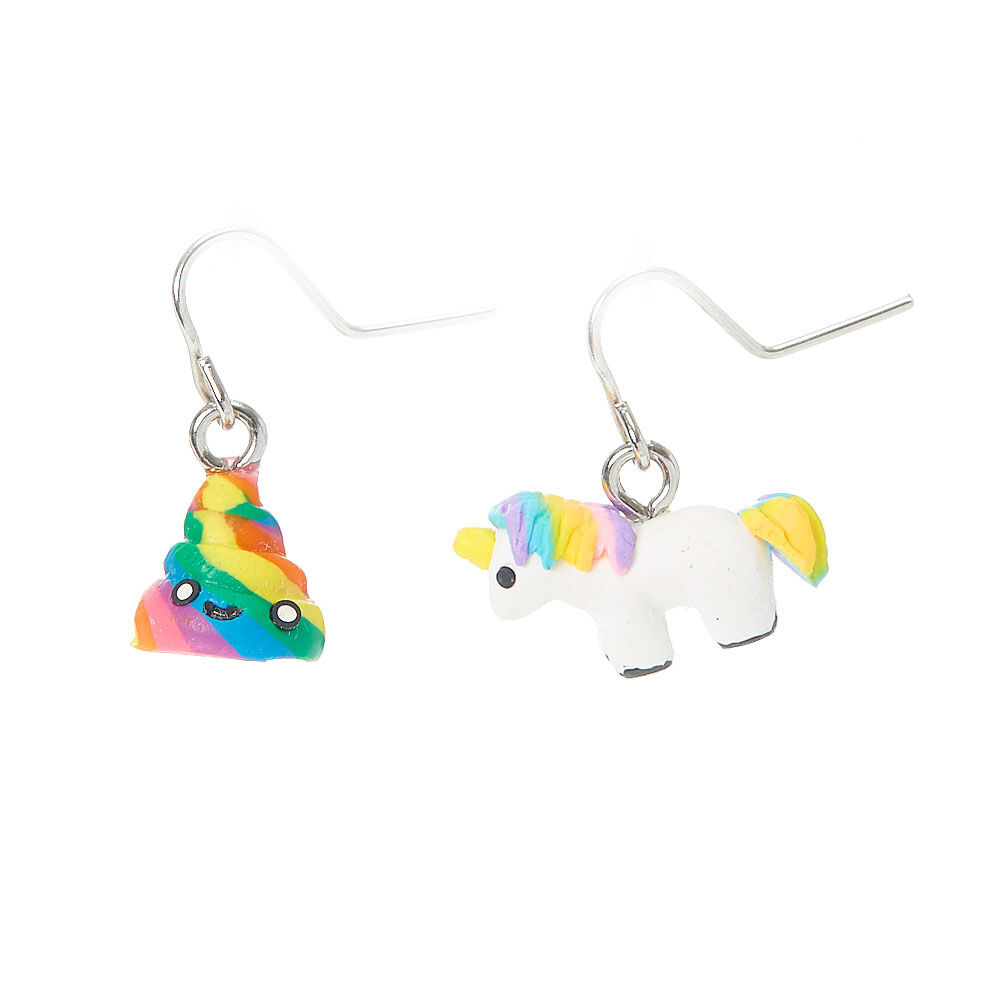 Colourful Unicorn Earrings DsHoDy