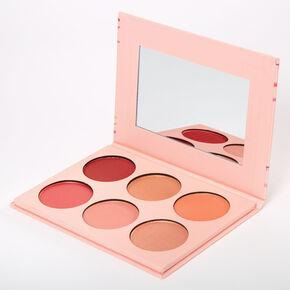 Blush It On Blush Palette,