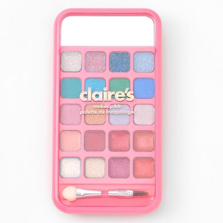 Sweet Treat Cell Phone Bling Makeup Set - Pink,