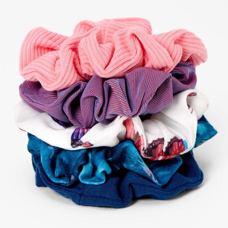 Petits chouchous tie-dye papillon - Lot de 5,