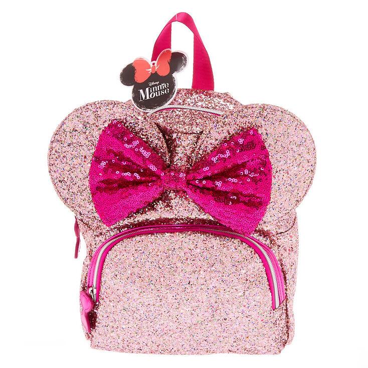 3efb46dfd36 Disney reg  Minnie Mouse Birthday Midi Backpack - Pink
