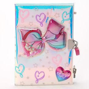 JoJo Siwa™ Holographic Bow Lock Diary,