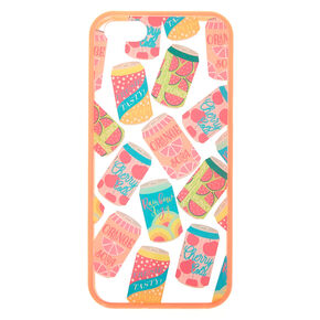 Fruit Soda Phone Case - Fits iPhone 5/5S,