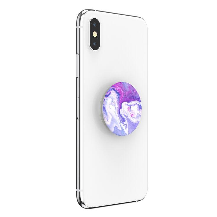 PopSockets PopGrip - Lavender Marble,