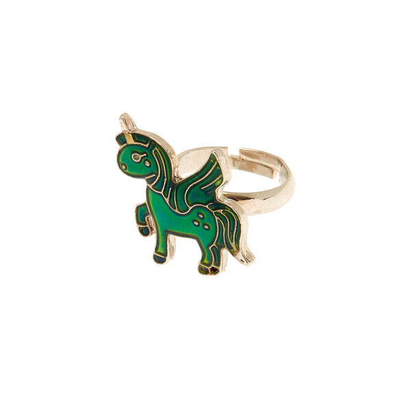 Claire's - pegasus mood ring - 1