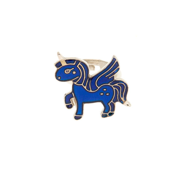 Claire's - pegasus mood ring - 2