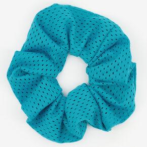 Chouchou et bracelets sport Sky Brown™ - Turquoise, lot de 5,