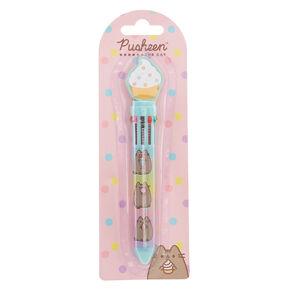 Pusheen® Ombre 10 Colour Pen – Turquoise,