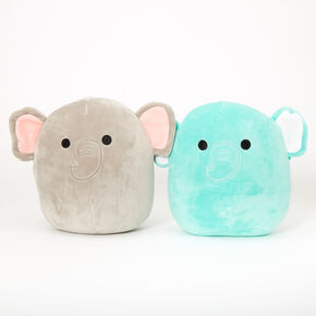 "Squishmallows™ 8"" Elephant Plush Toy - Styles May Vary,"