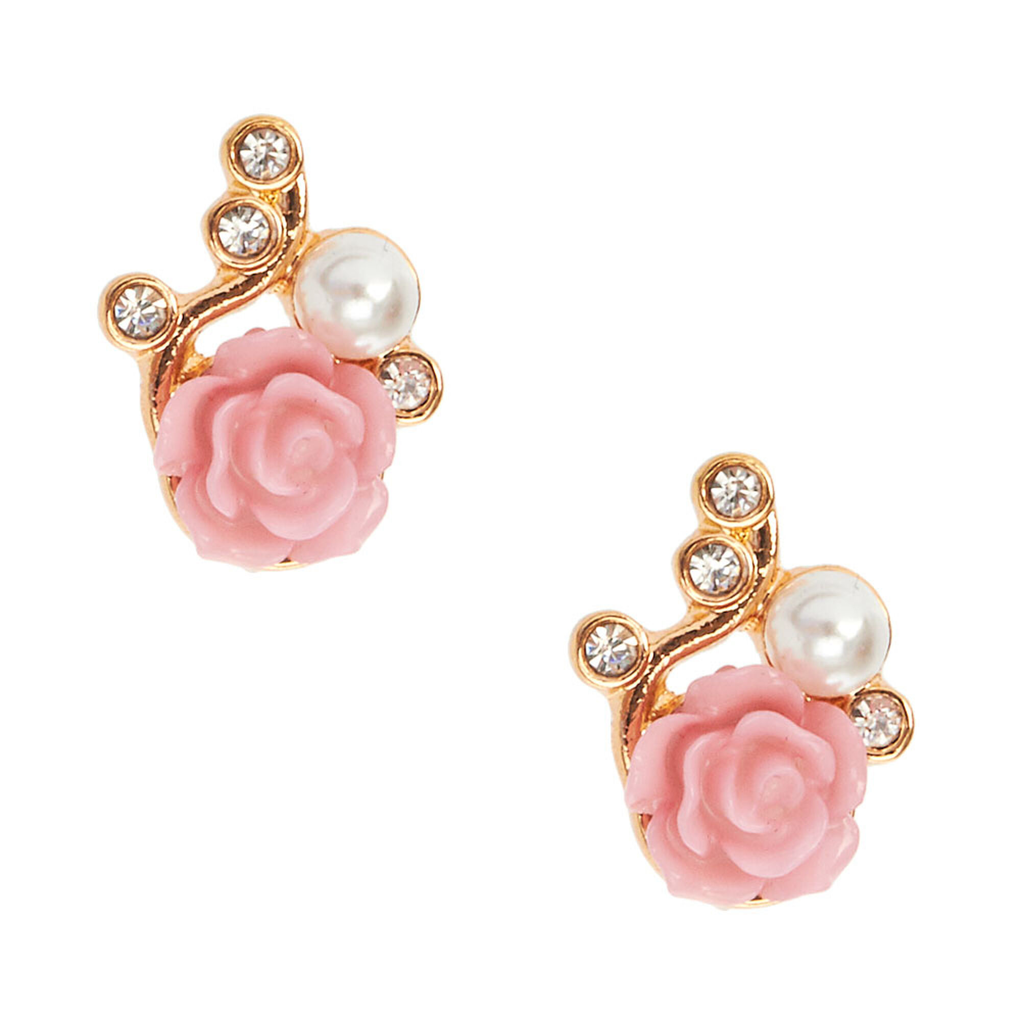 aaaa earrings silver jewelry p stud cultured pearl pink by quality freshwater with sterling wiw