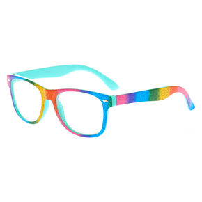 70da03da8 Claire's Club Rainbow Sparkle Frames