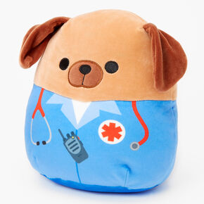 Squishmallows™ 8'' Hero Dog Plush Toy,
