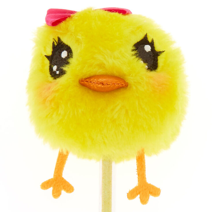 Cha Cha the Chick Plush Pen,