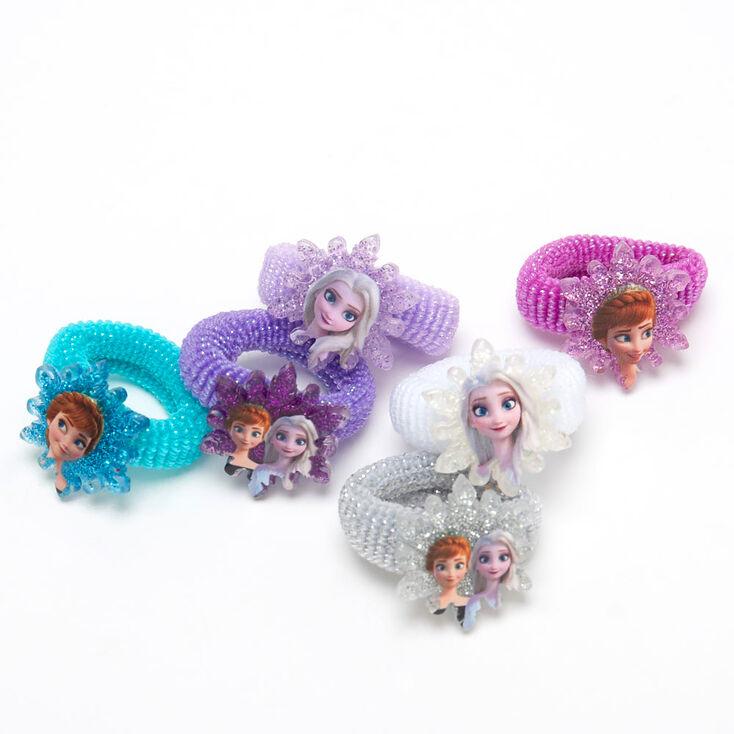 Élastiques à cheveux La Reine des Neiges2 ©Disney - Lot de 6 ,