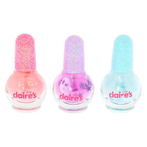 Claire's Club Mini Mystical Nail Polish Set - 3 Pack,