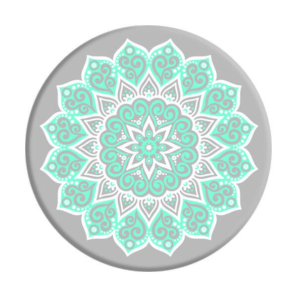 Claire's - peace mandala tiffany popsocket - 2