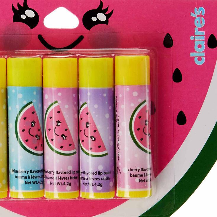 Neon Beaded Twist Hair Ties - 6 Pack,