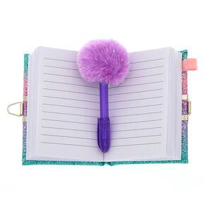 4ec21ad8e97 Claire s Club Rainbow Butterfly Lock Diary