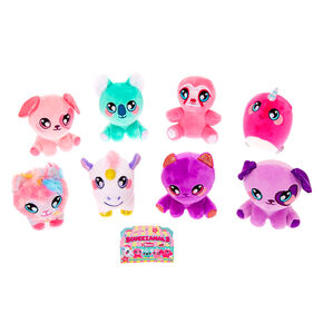 Squeezamals™ 3Deez Scented Plush Toy - Styles May Vary,