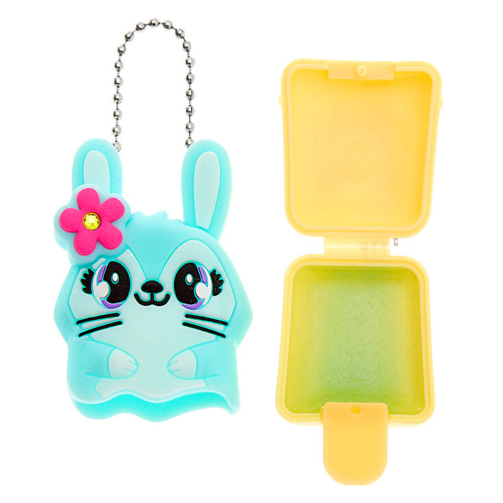 Pucker Pops Jade the Bunny Lip Gloss - Blue Raspberry,