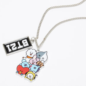 BT21© Dog Tag Necklace,